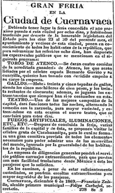 CARTEL_23-30.12.1869_CUERNAVACA_BGyR_ATENCO
