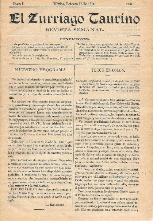 ZURRIAGO TAURINO