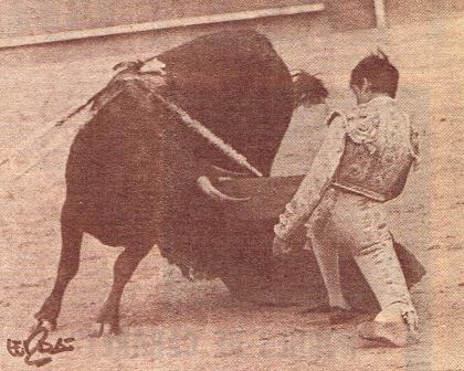 FOTOGRAFÍA DE LOS INICIOS DE M. E. ARMILLITA_EL ESTO_11.08.1977