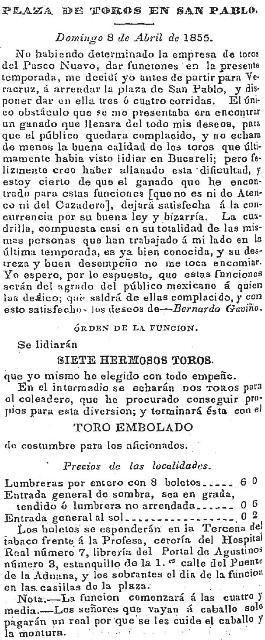 CARTEL_08.04.1855_SAN PABLO_BGyR_OTRA RAZA