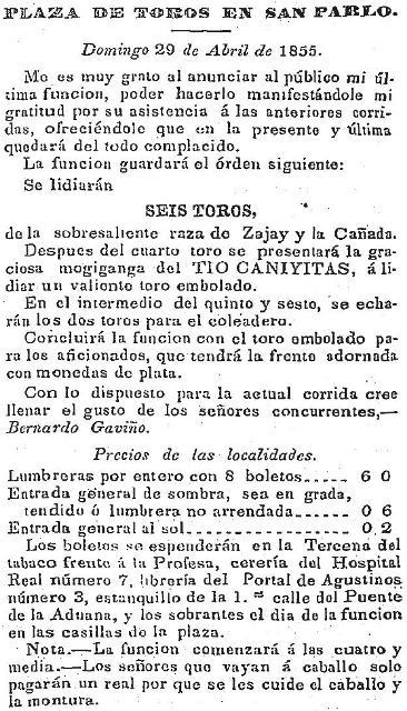 CARTEL_29.04.1855_SAN PABLO_BGyR_ZAJAY y LA CAÑADA