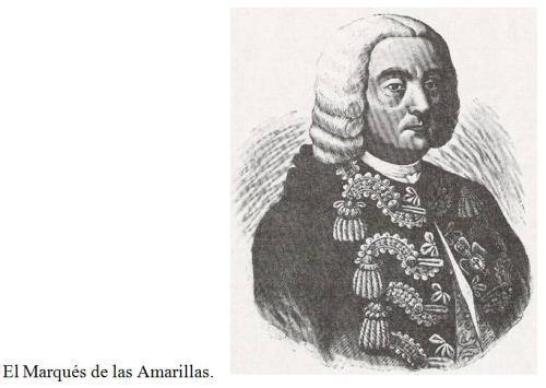 EL MARQUÉS DE LAS AMARILLAS