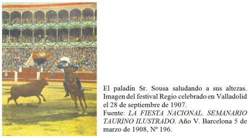 EL PALADÍN SR. SOUSA...