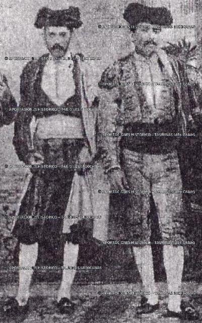 PONCIANO DÍAZ y CARLOS LÓPEZ_1885
