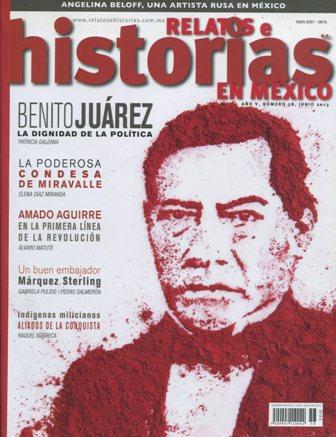 RELATOS E HISTORIA EN MÉXICO