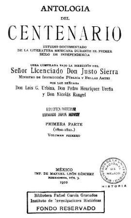 004_PORTADA_ANTOLOGÍA CENTENARIO_1910_N. RANGEL