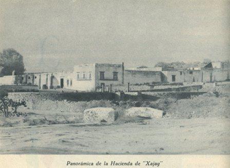 CASCO HACIENDA XAJAY