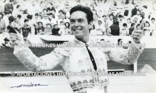 DAVID SILVETI_VUELTA AL RUEDO_ALFREDO FLÓREZ