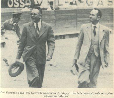 EDMUNDO Y JORGE GUERRERO_GANADEROS XAJAY