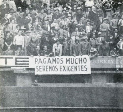 PAGAMOS MUCHO...