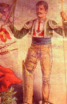 VARILARGUERO MEXICANO EN 1887