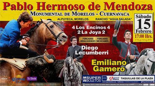 PABLO HERMOSO DE MENDOZA EN CUERNAVACA
