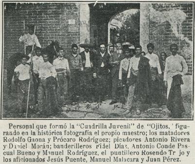 CUADRILLA JUVENIL MEXICANA_1905
