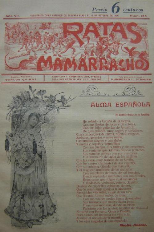 RATAS y MAMARRACHOS