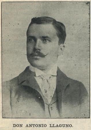 ANTONIO LLAGUNO