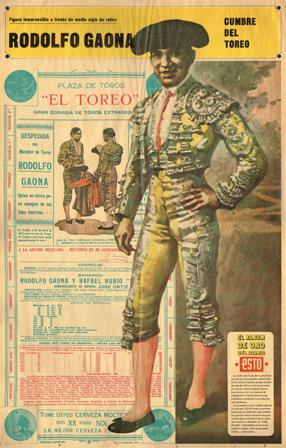 RODOLFO GAONA_CUMBRE DEL TOREO