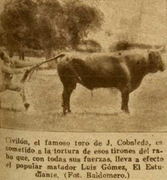 CIVILÓN y EL ESTUDIANTE...