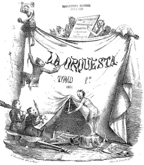 PORTADA DE LA ORQUESTA