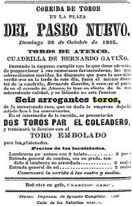 CARTEL_P. de T_PASEO NUEVO_28.10.1855