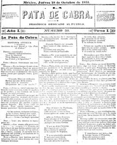 LA PATA DE CABRA_18.10.1855