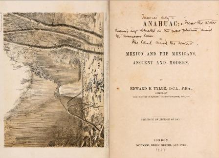 MÉXICO y LOS MEXICANOS... E. B. TYLOR_1877