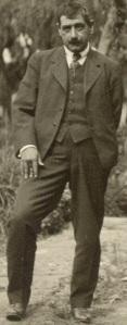 RAFAEL BARBABOSA EN 1921