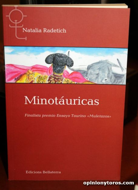 libro minotauricas