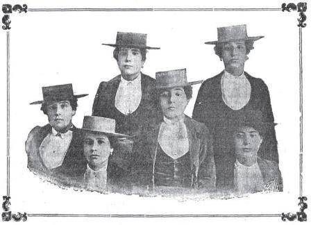 EL ENANO_15.08.1896_SEÑORITAS TORERAS