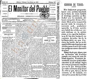 EL MONITOR DEL PUEBLO_08.07.1887_p. 1