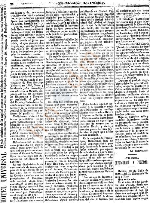 EL MONITOR DEL PUEBLO_15.07.1887_p. 2