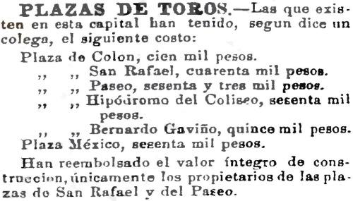 PLAZAS DE TOROS_EL SIGLO XIX_20.12.1887_p. 3
