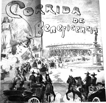 CORRIDA DE BENEFICENCIA