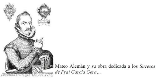 MATEO ALEMÁN...