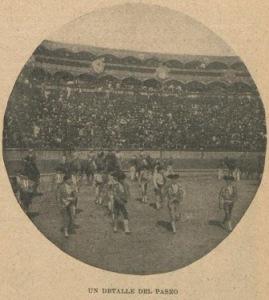 PLAZA MÉXICO_11.09.1904_CORRIDA EN CONMEMORACIÓN DE COVADONGA