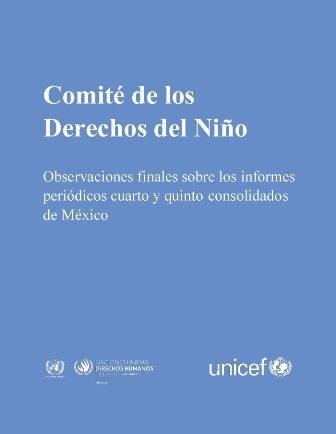 COMITÉ DE LOS DERECHOS DEL NIÑO