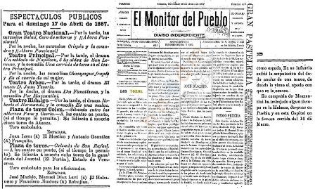 EL MONITOR DEL PUEBLO