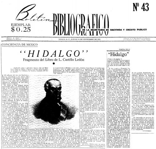 BOLETÍN BIBLIOGRÁFICO43_15.09.1955_p. 1 y 7