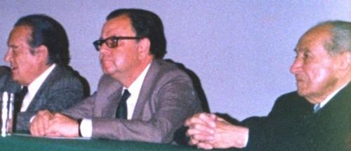 LUIS RUIZ QUIROZ JUNTO A JOSÉ ALAMEDA Y ROQUE ARMANDO SOSA FERREYRO
