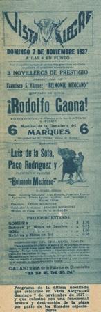 CARTEL VISTA ALEGRE_07.11.1937