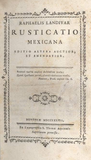 rusticatio-mexicana