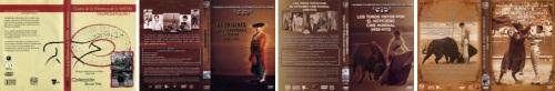 CUATRO DVD UNAM