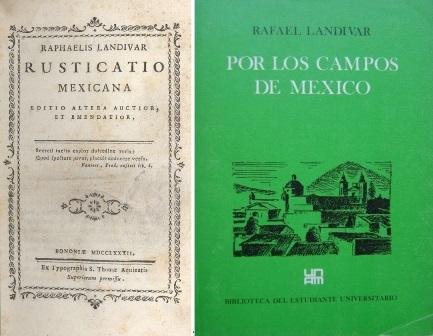 POR LOS CAMPOS DE MÉXICO_DOS EDICIONES