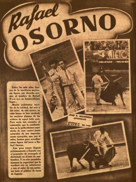 RAFAEL OSORNO_PUBLICIDAD EN ESPAÑA_1945